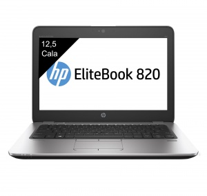 HP Elitebook 820 G4 i7-7500U/16GB/256SSD/W10