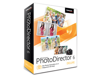 CyberLink PhotoDirector 6